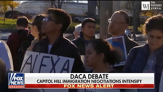Trump Immigration Proposal Would Give Path to Citizenship to Nearly 1.8 Million Illegals (C) - Video