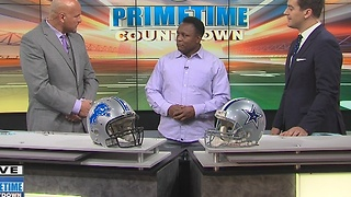 Barry Sanders talks Monday night memories - Video