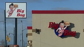 The iconic Big Boy makes its return to Garden City
