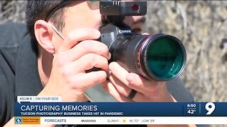 Tucson wedding photographer shifts focus to stay afloat during pandemic