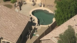 Child pulled from Peoria pool Friday