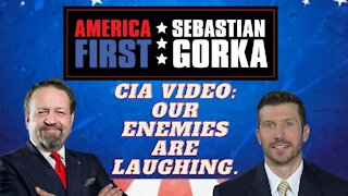 CIA video: Our enemies are laughing. Bryan Dean Wright with Dr. Gorka on AMERICA First