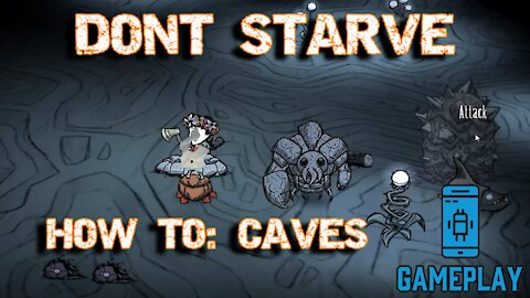 Dont Starve - How to Farm on Caves