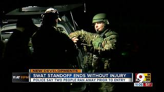 Hamilton SWAT standoff ends in 'good resolve'