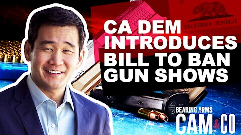 California Dem Introduces Bill To Ban Gun Shows