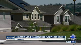 Parker neighborhood rallies against proposed trash facility for Douglas County - Video