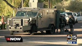 Suspect from ADOT officer-involved shooting in Chandler arrested