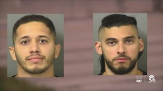 Driver, passenger arrested after doing 'doughnuts' on I-95 in Boynton Beach