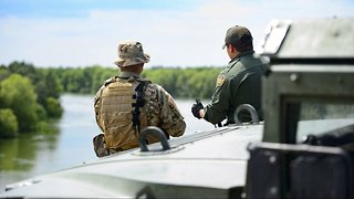 Pentagon Might Send Thousands Of Troops To Southern Border