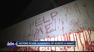 Requiem Haunted House scares but cares - Video