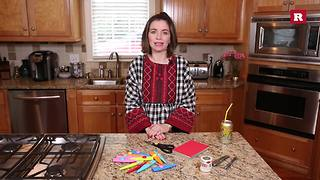 Valentines for kids' friends with Elissa the Mom | Rare Life - Video