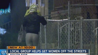 Women work to get prostitutes off Milwaukee streets - Video