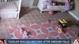 Child safety tip: Anchor dressers to walls - Video