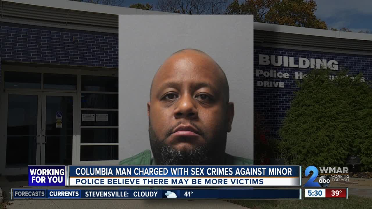 Columbia man accused of luring boy into car, sexually assaulting him