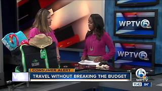 Travel without breaking the budget - Video