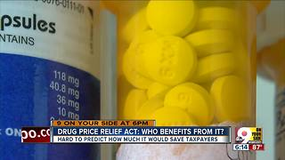 Drug Price Relief Act: Who benefits from it?