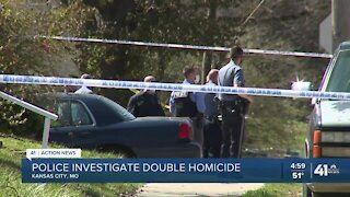 KCPD investigating double homicide near 67th Street, Walrond Avenue