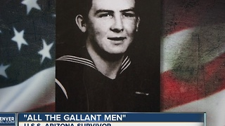 Colorado man's recollection of Pearl Harbor attack is detailed in new book - Video