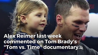 "Tom Brady Not Happy With Radio Host Calling His Daughter ""Annoying Little Pissant"" - Video"