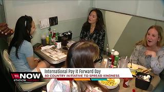International Pay It Forward Day - Video