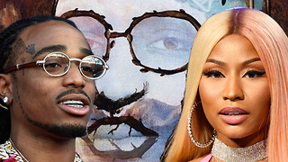 Quavo Disses Nicki Minaj: Show Loyalty To Cardi B - Video
