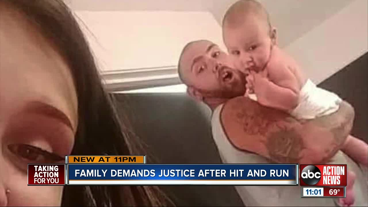 Family demands justice after deadly hit-and-run crash