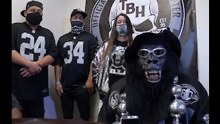 Black Hole members have made the trip to Las Vegas