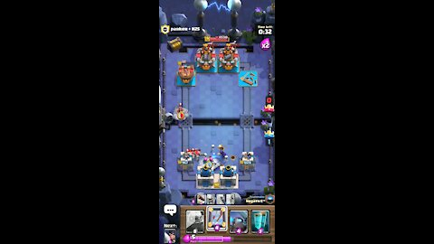2v2s on clash royeal