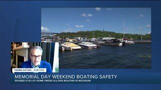 Boating safety tips ahead of Memorial Day weekend