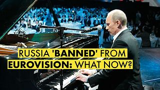 Wanna see Putin perform at the Eurovision song contest? - Video