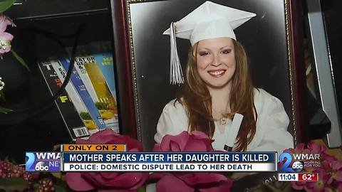Mother speaks out after daughter killed in domestic fight