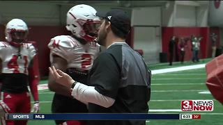 Nebraska football gets ready for annual spring game - Video