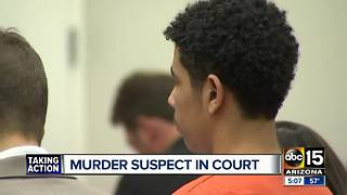 Suspect accused of shooting and killing Tempe fire captain appears in court - Video