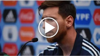VIDEO: Lionel Messi to Make ARGENTINA Return After Brief Retirement - Video