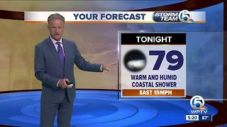 South Florida weather 8/6/18 - 5pm report - Video