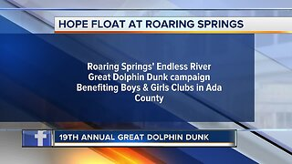 Roaring Springs hosting Great Dolphin Dunk