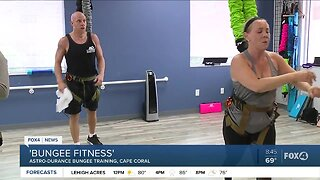 Bungee fitness workout in Cape Coral