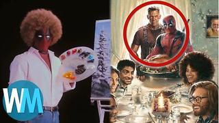 Top 10 Signs Deadpool 2 Is Going to Be Awesome - Video