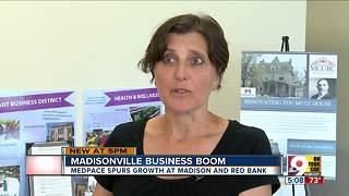 Madisonville's business boom - Video