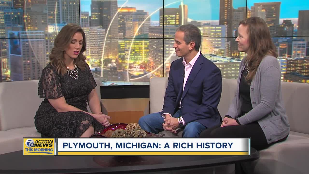 Documentary dives into Plymouth's rich history