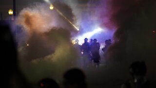 Kenosha, Wisconsin, Saw Third Night Of Protests After Police Shooting