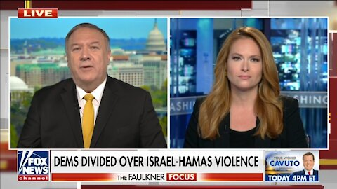 Mike Pompeo: Dems Accusing Israel of Terrorism is Anti-Semitic