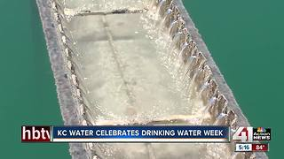 KC Water celebrates Drinking Water Week - Video