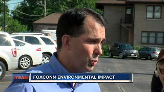 Bill allows Foxconn to skirt environmental protection rules - Video