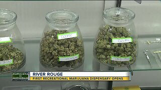 First recreational marijuana dispensary in Wayne County opens