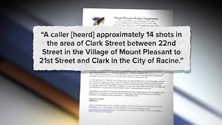 Shots fired overnight rattled neighbors in the Village of Mount Pleasant - Video
