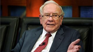 Stocks gain and Buffet's Berkshire swings a big profit