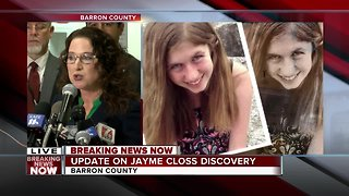 Barron County School District ready to celebrate Jayme's discovery