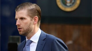 Eric Trump Says Coronavirus A Ploy To Stop His Father's Campaign