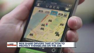 Rideshare Risks: Dangers facing Uber and Lyft drivers - Video